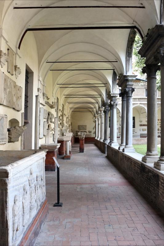 Ravenna, san vitale, secondo chiostro, 01 - Sailko - Ravenna (RA)
