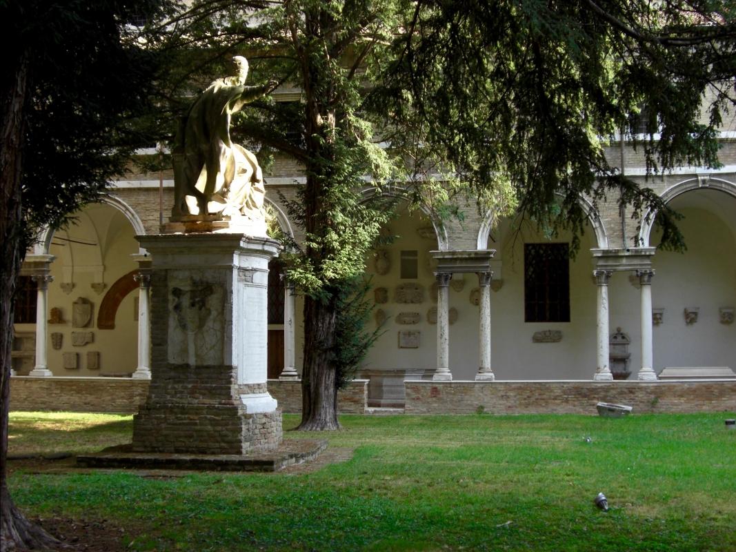 Museo Nazionale di Ravenna-Claustro novo - Clawsb - Ravenna (RA)