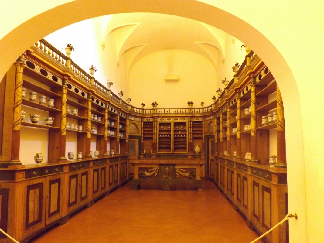 Antica farmacia - Cristina Cumbo - Ravenna (RA)