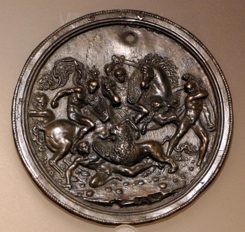 Il moderno, caccia al leone 2 - Sailko - Ravenna (RA)
