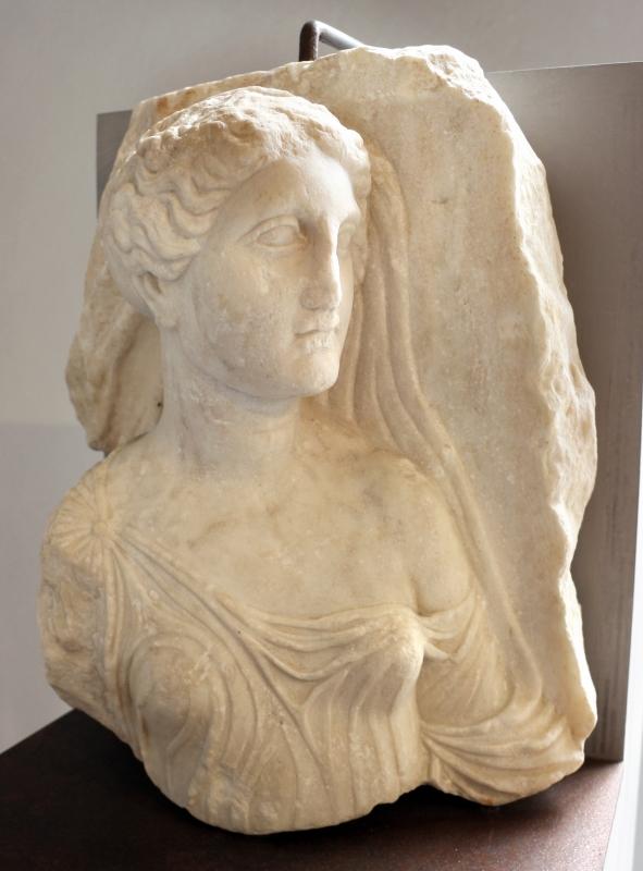 Figura femminile, 1-20 dc. ca. prov. ignota - Sailko - Ravenna (RA)