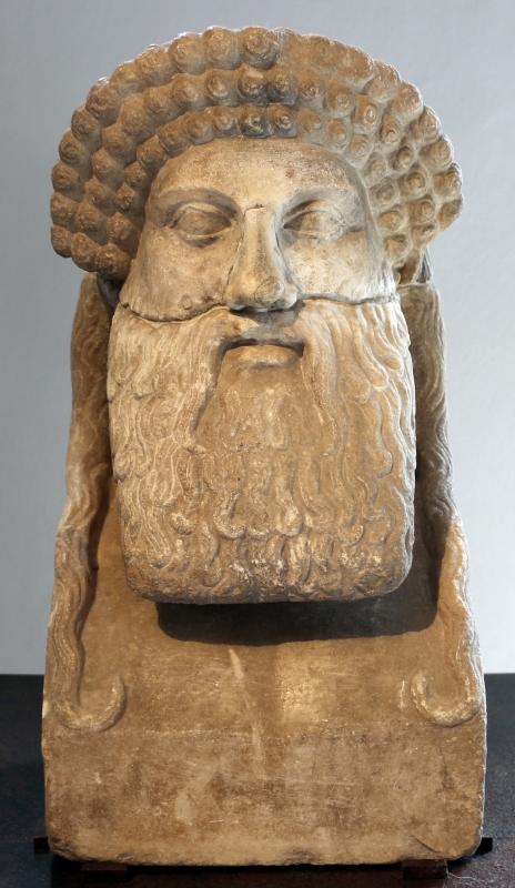 Erma di helrmes propylaios, 100-150 dc, prov. ignota - Sailko - Ravenna (RA)