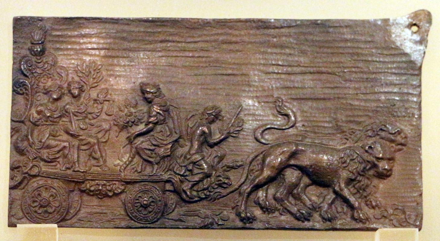 Scuola fiamminga, trionfo della giustizia, pace e abbondanza, 1590 ca - Sailko - Ravenna (RA)