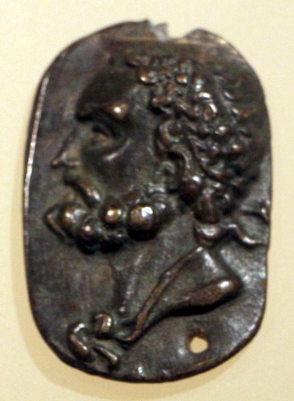 Scuola italiana, busto di ercole, 1490 ca - Sailko - Ravenna (RA)