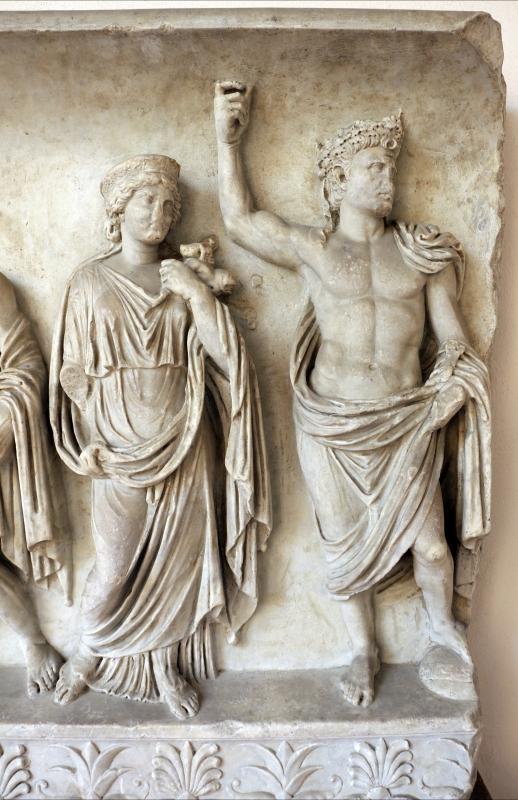 Rilievo di altare monumentale con processione sacrficale (personaggi della gens claudia), 42-43 dc, dalla zona di s. vitale-mausoleo di galla placidia 04 - Sailko - Ravenna (RA)