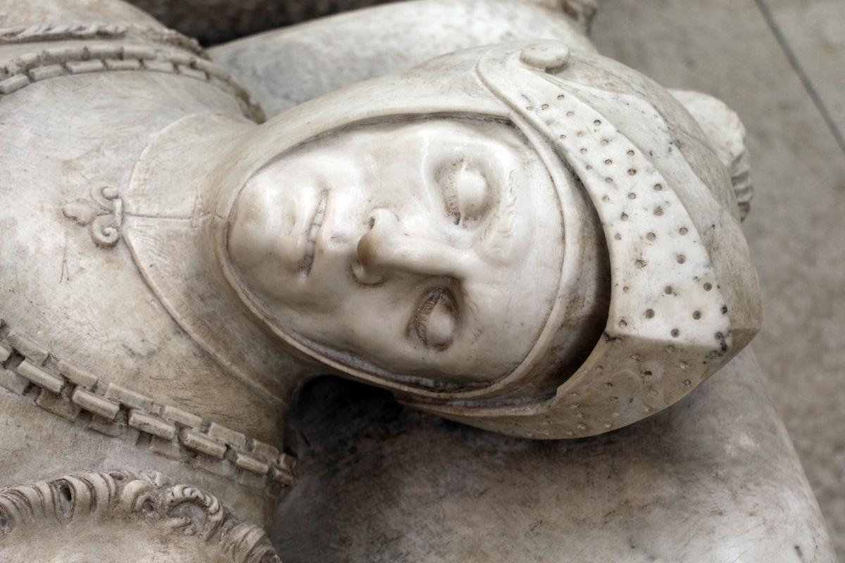 Tullio lombardo, tomba del cavaliere guidarello, 1525, 06 - Sailko - Ravenna (RA)