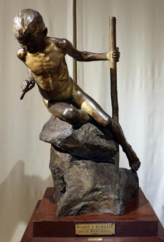 Domenico jollo, 'ncopp 'e scoglie, 1891 - Sailko - Ravenna (RA)