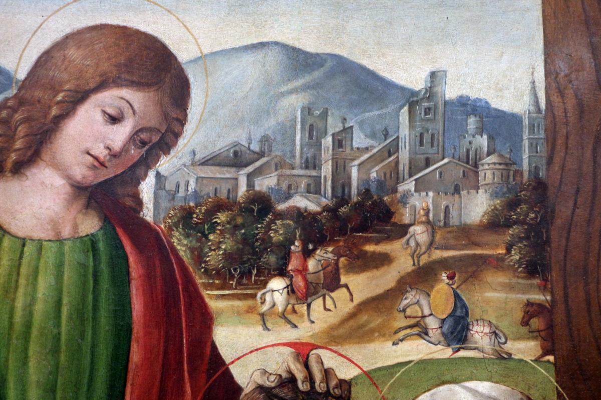 Baldassarre carrari, deposizione di cristo dalla croce, 02 - Sailko - Ravenna (RA)