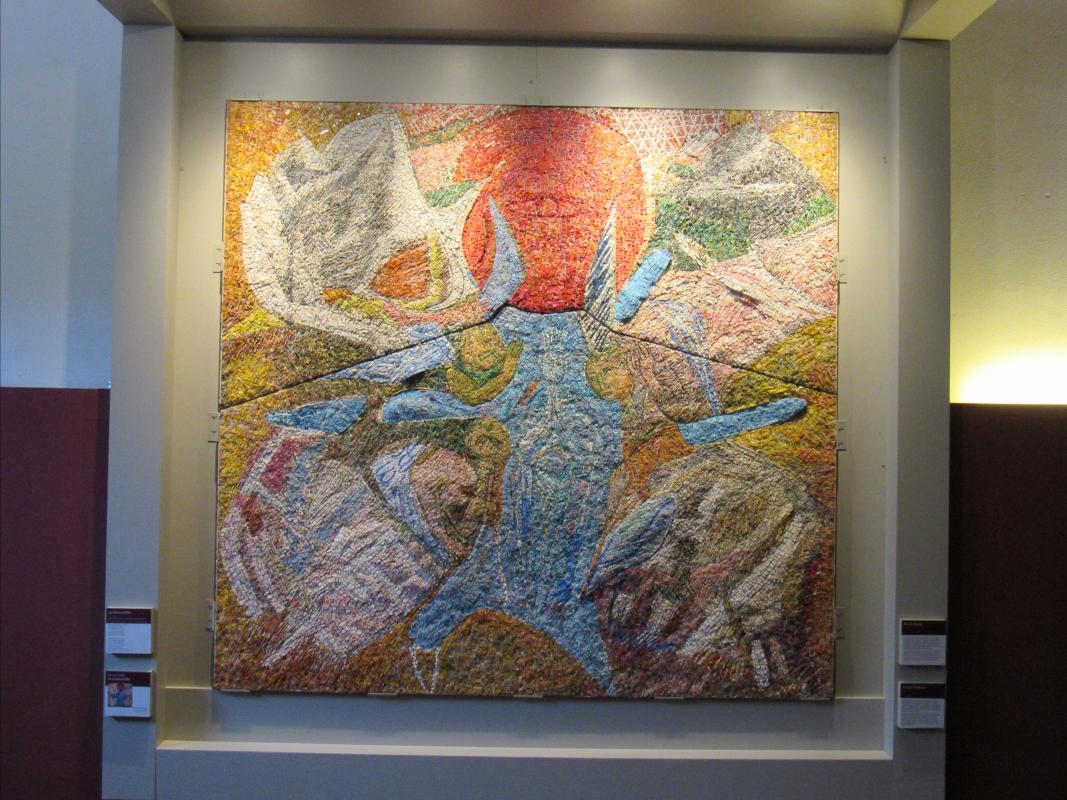 Mosaici tra inferno e paradiso - Lorenza Tuccio - Ravenna (RA)