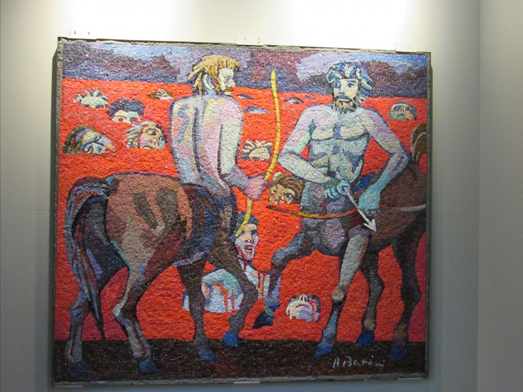 Museo Tamo Inferno - Lorenza Tuccio - Ravenna (RA)