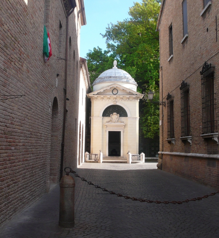 Tomba di Dante - Ravenna - RatMan1234 - Ravenna (RA)