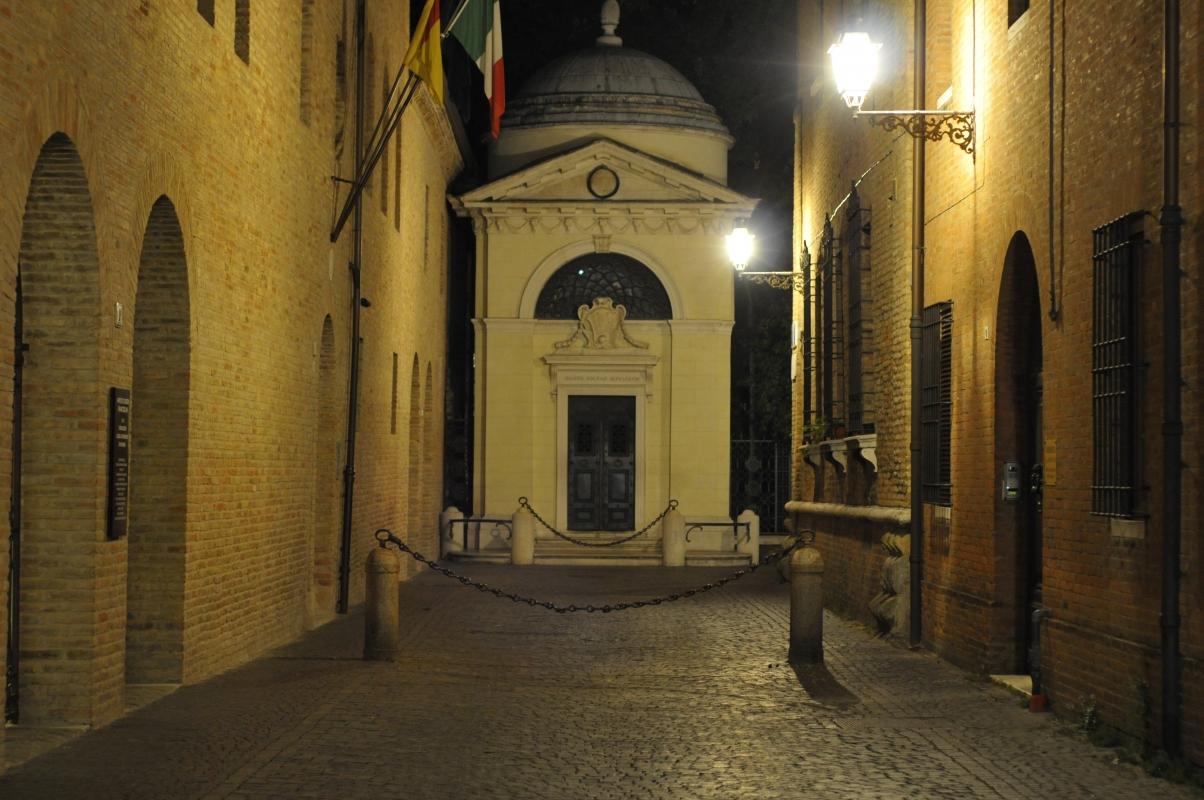 Tomba di Dante Ravenna - Lorenzo Gaudenzi - Ravenna (RA)