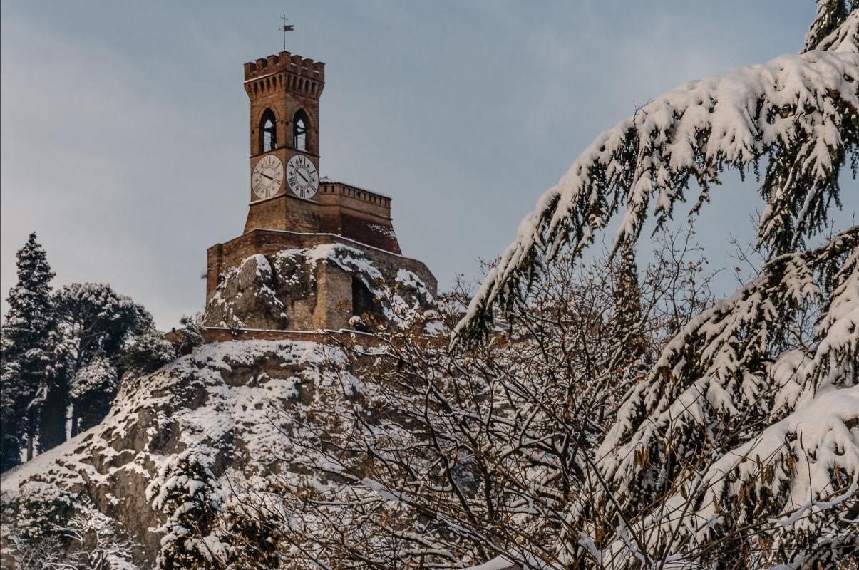 Torre dell'orologio -- Brisighella - Vanni Lazzari - Brisighella (RA)