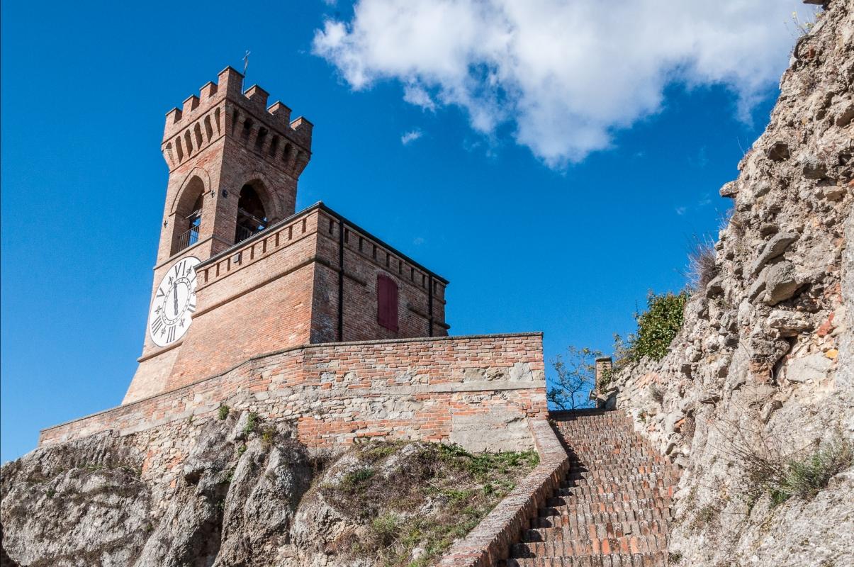 Torre dell'orologia - Brisighella - Vanni Lazzari - Brisighella (RA)