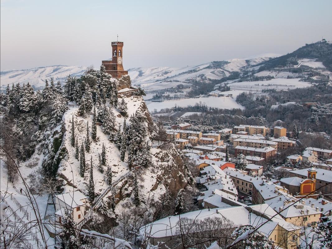 Brisighella - Torre dell'orologio - Vanni Lazzari - Brisighella (RA)