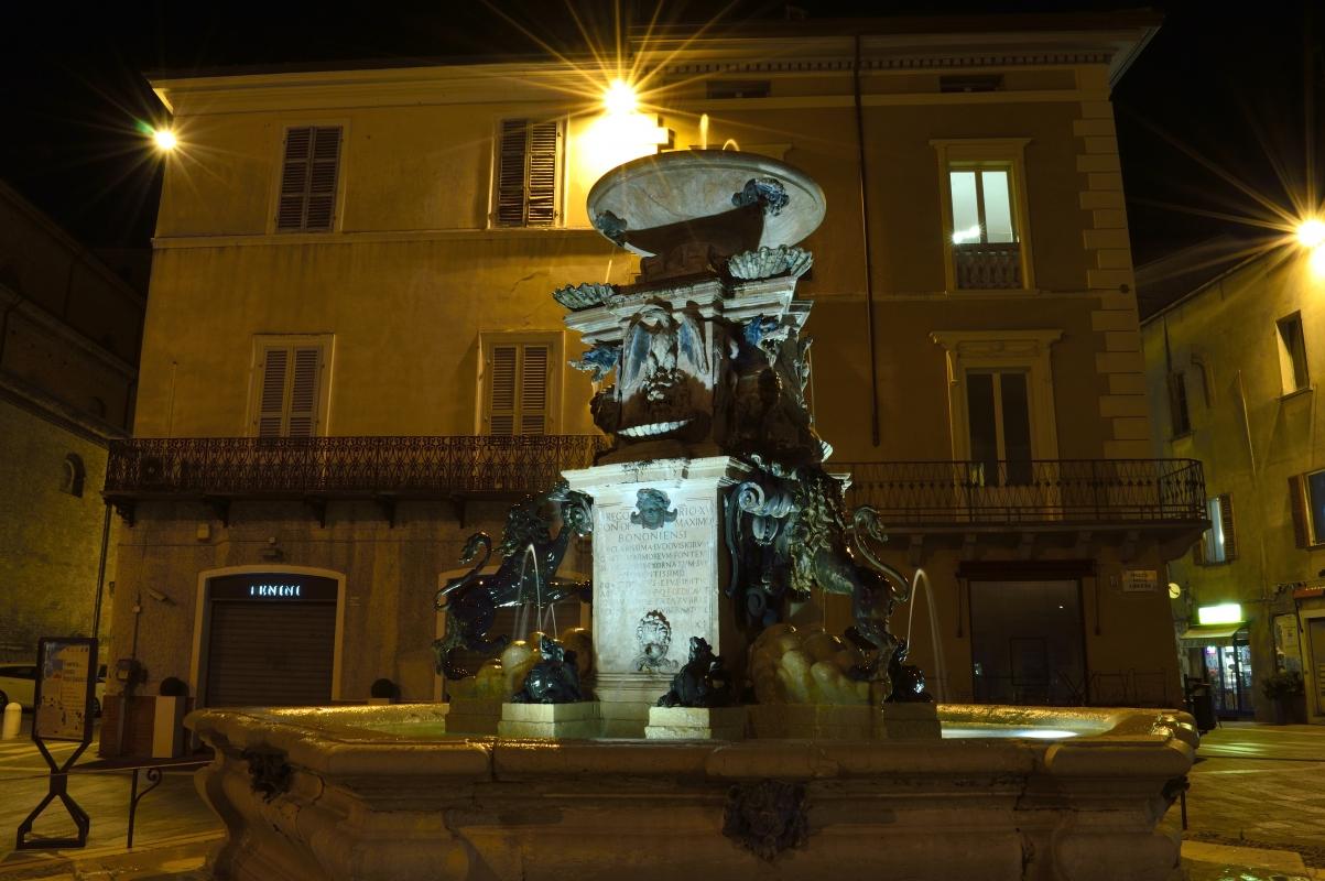 Fontana monumentale DSC0988afredda 404 - Sancio1979 - Faenza (RA)