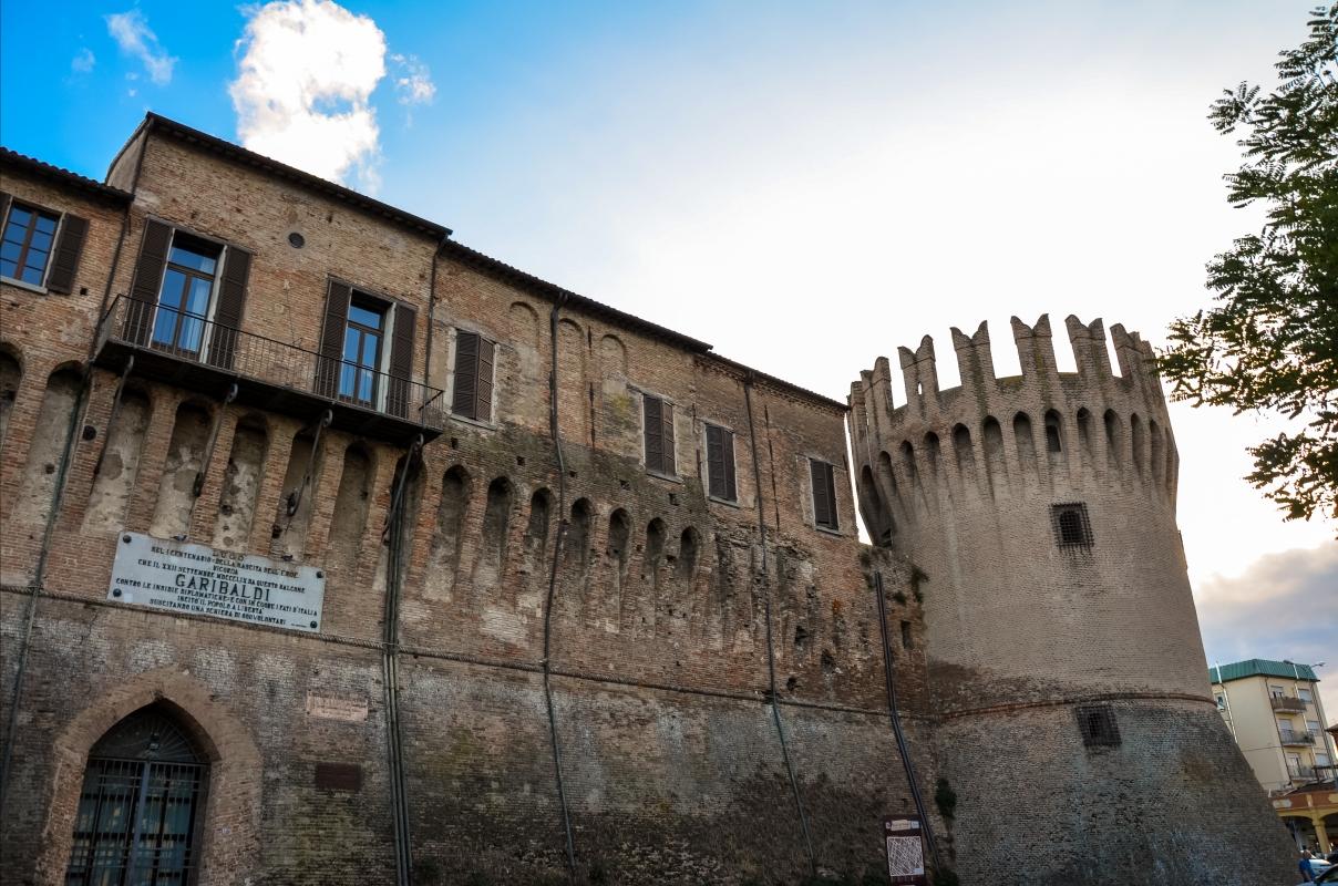 Rocca Estense di Lugo - Summartik - Lugo (RA)