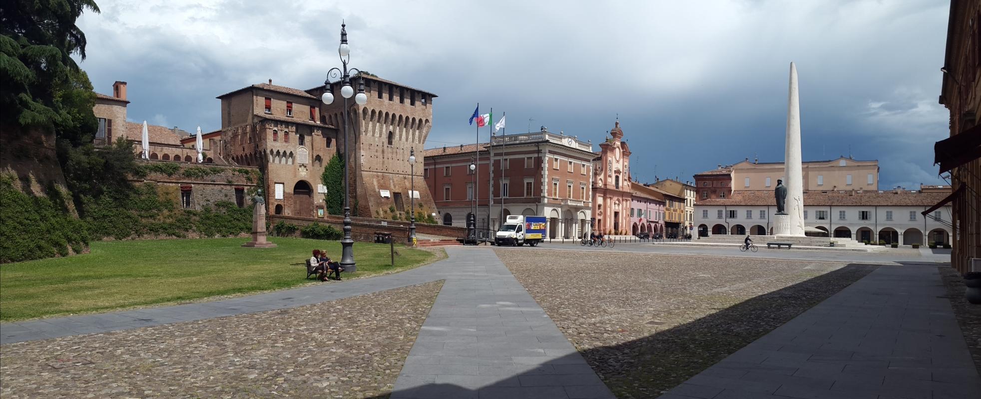Rocca Estense di Lugo - 2 giugno - maria bernadette melis - Lugo (RA)
