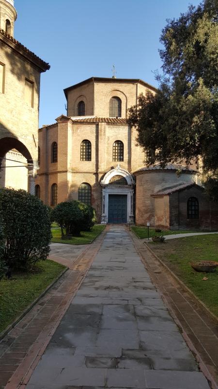 Ingresso di San Vitale 01 - Marco Musmeci - Ravenna (RA)