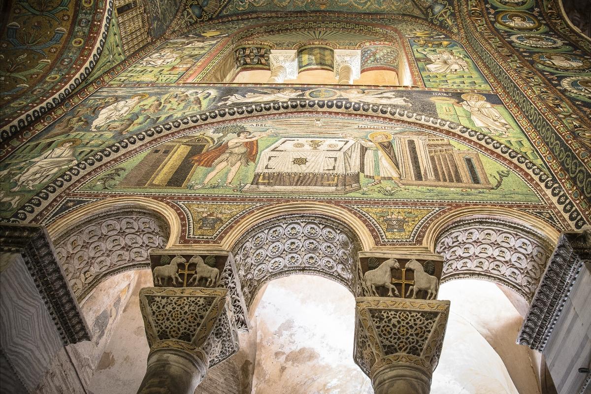 Basilica di San Vitale. Interno Ravenna - Mariapatrizia - Ravenna (RA)
