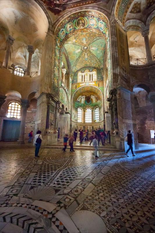2017 0423 Ravenna (122) - Isatz - Ravenna (RA)
