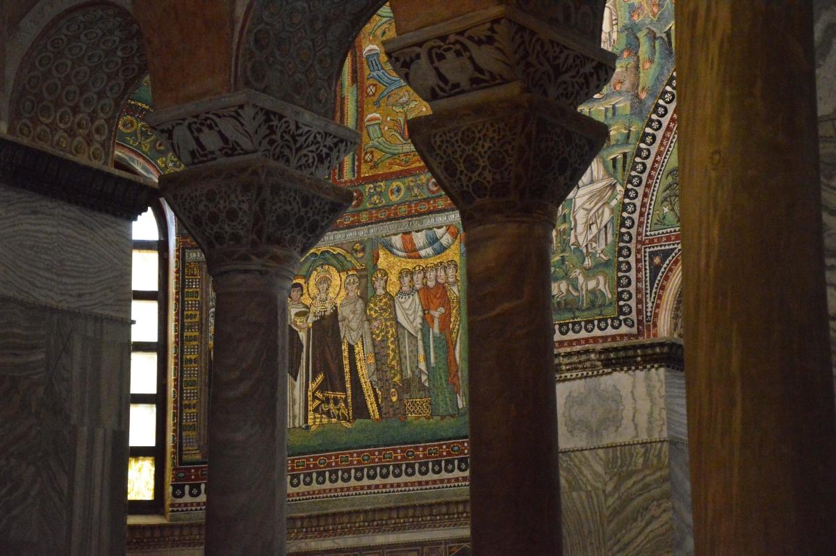 Basilica di San Vitale - interno - Trapezaki - Ravenna (RA)