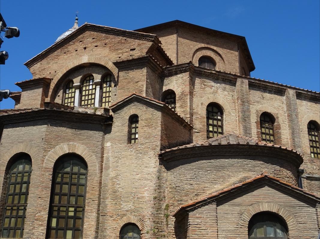 BASILICA DI SAN VITALE RAVENNA - Clodette662000 - Ravenna (RA)
