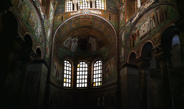 San Vitale - catino con il Cristo Pantocrator - LadyBathory1974 - Ravenna (RA)