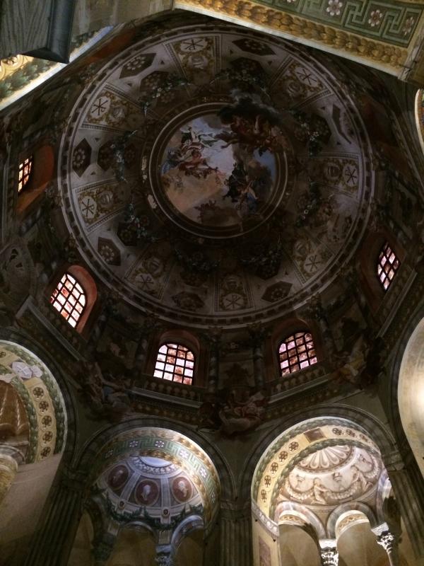 San Vitale, Ravenna - Francesca Bertolani - Ravenna (RA)