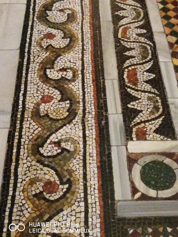 San Vitale - pavimento musivo - LadyBathory1974 - Ravenna (RA)
