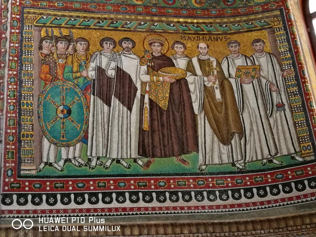 San Vitale - corteo di Giustiniano - LadyBathory1974 - Ravenna (RA)