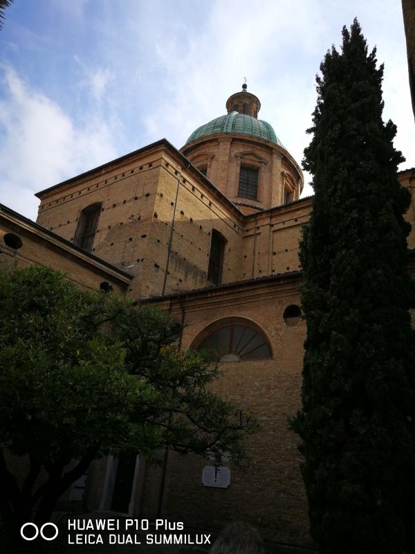 San Vitale - veduta esterna dal retro - LadyBathory1974 - Ravenna (RA)