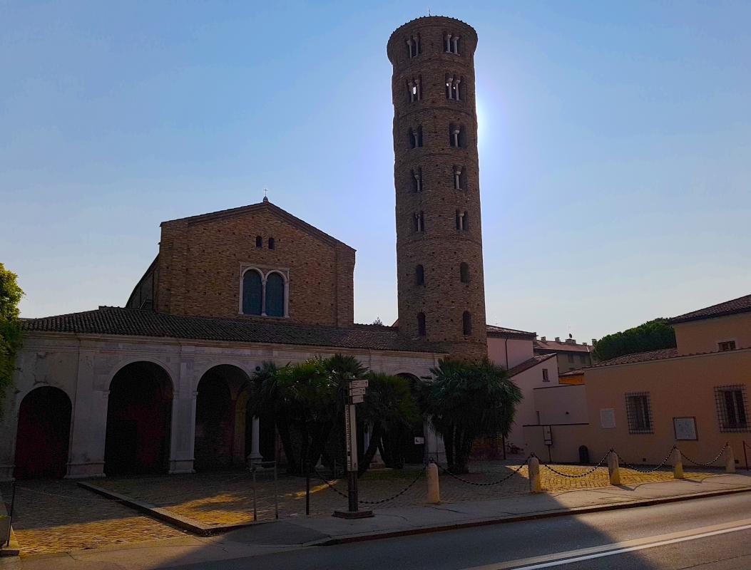 Sant'Apolinnare Nuovo esterno orizzontale - Opi1010 - Ravenna (RA)