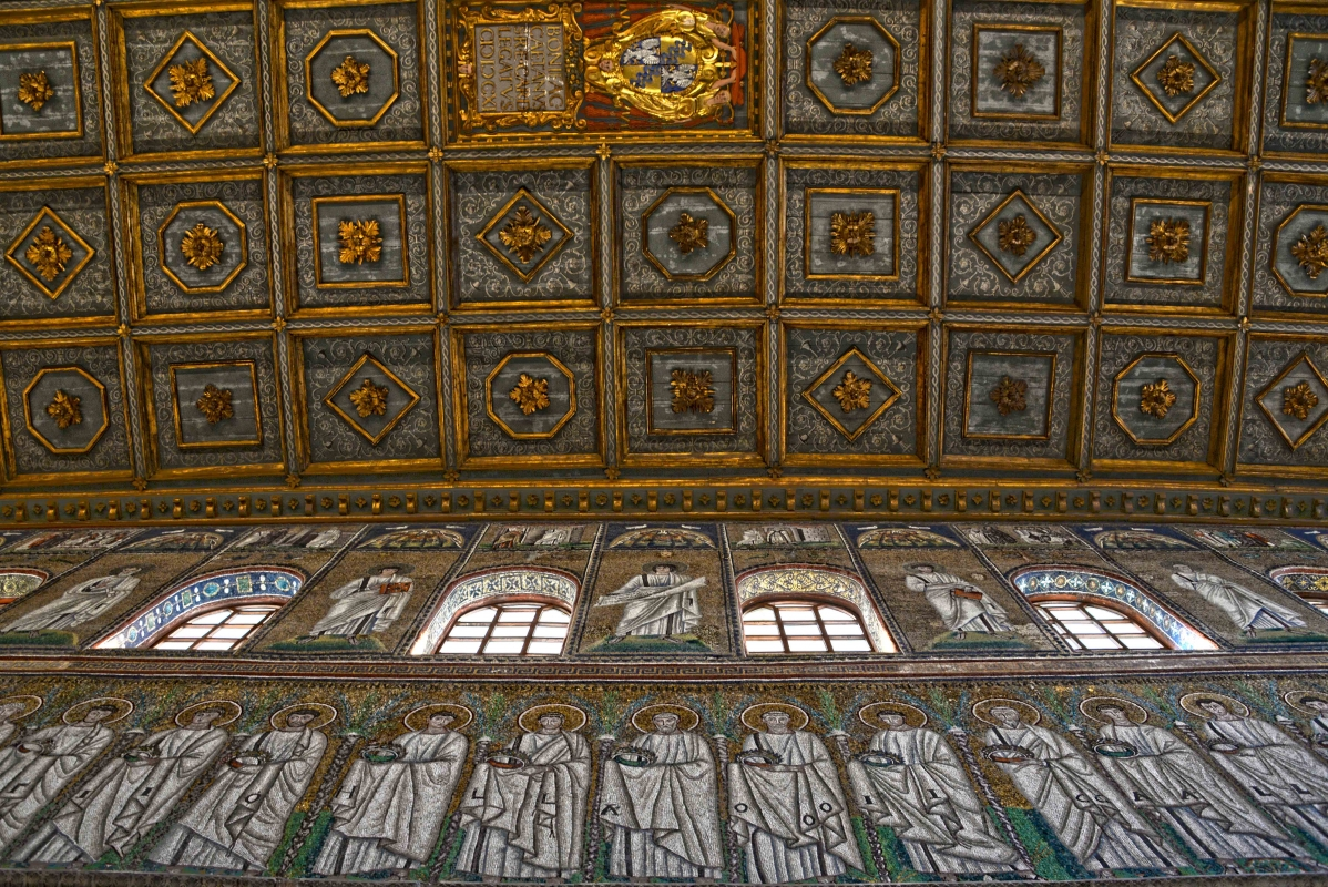 Santa Apollinare Ravenna - Italy DSC 4196 01M DSC 5836M - Stefano Degli Esposti - Ravenna (RA)