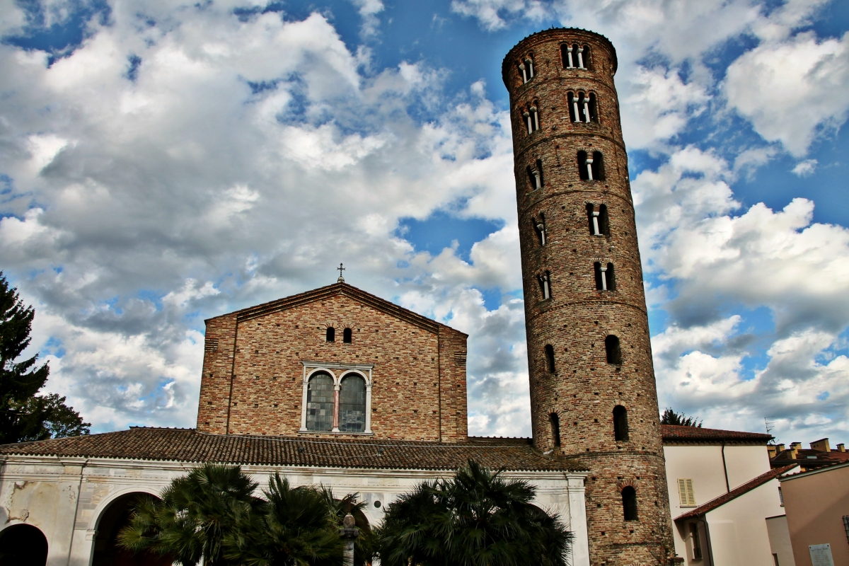 Basilica di sant'Appollinare Nuovo - Milena di nella - Ravenna (RA)