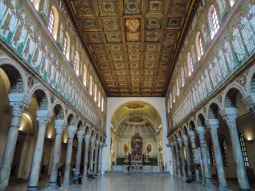 Basilica Sant'Apollinare Ravenna - Yiannis Vacondios - Ravenna (RA)
