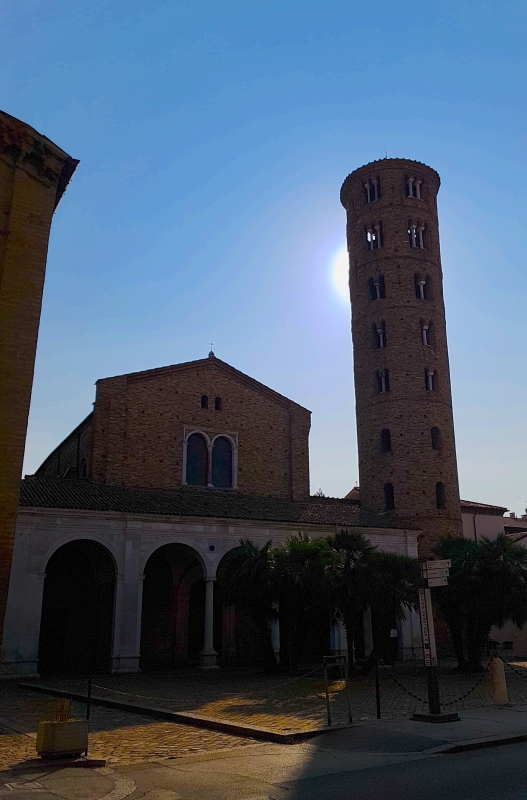 Sant'Apolinnare Nuovo esterno verticale - Opi1010 - Ravenna (RA)