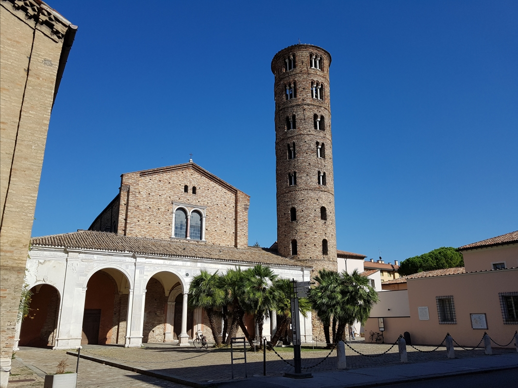 Basilica di S.Apollinare nuovo Ravenna 2017 - Alice90 - Ravenna (RA)