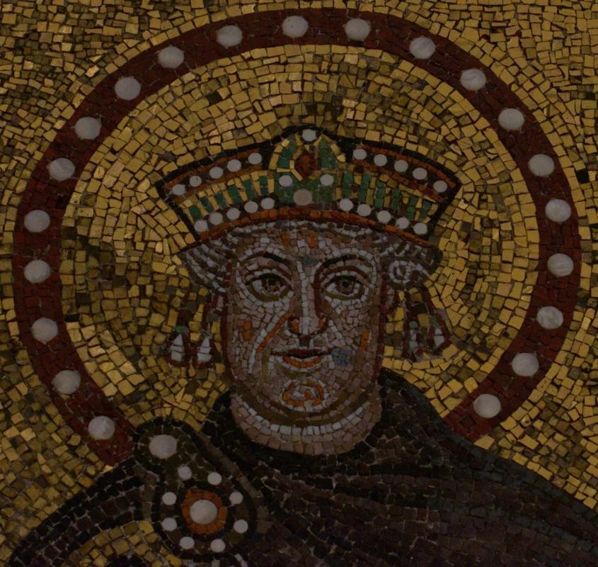 Ritratto di Giustiniano - MikiRa70 - Ravenna (RA)