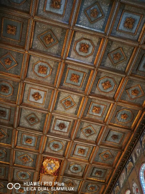 Sant'Apollinare Nuovo - soffitto - LadyBathory1974 - Ravenna (RA)