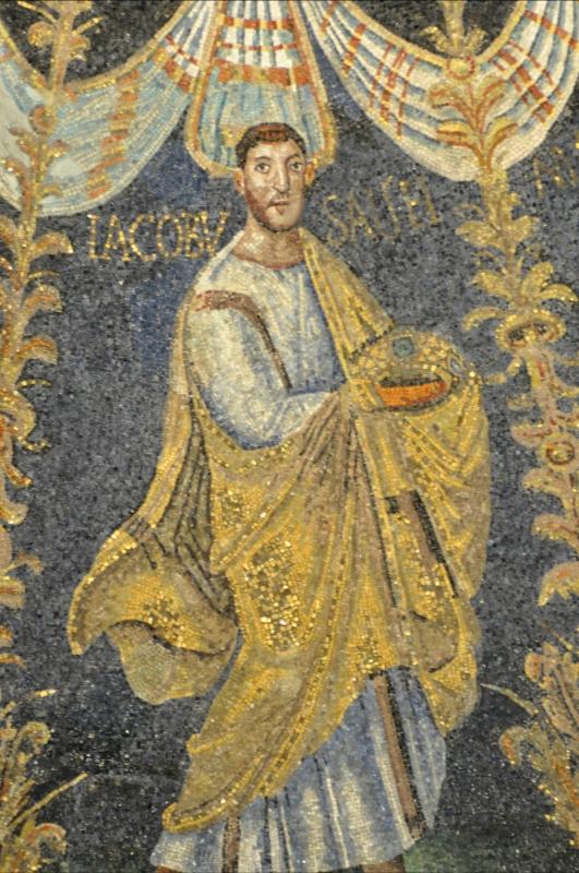 Baptisterio Neoniano - Santiago Alfeo - Hispalois - Ravenna (RA)