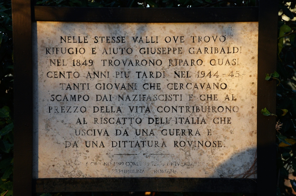 Capanno Garibaldi-targa - Emilia giord - Ravenna (RA)