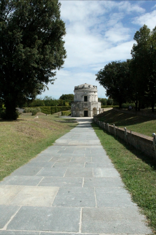 Chiesa di San Salvatore ad Chalchis - Mausoleo di Teodorico - Irene Iodice - Ravenna (RA)