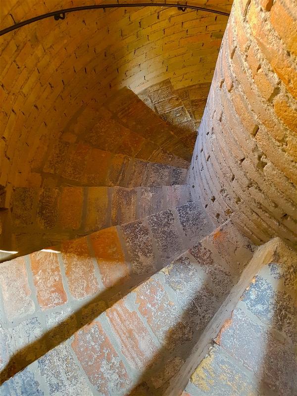 Chiesa di San Salvatore ad Chalchis cosiddetto Palazzo di Teodorico scale - Opi1010 - Ravenna (RA)