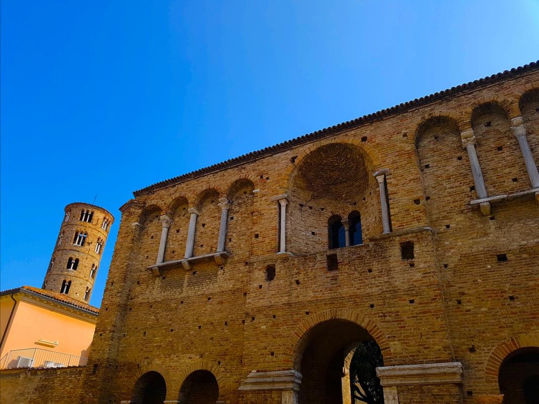 Chiesa di San Salvatore ad Chalchis cosiddetto Palazzo di Teodorico e Sant'Apollinare Nuovoo - Opi1010 - Ravenna (RA)