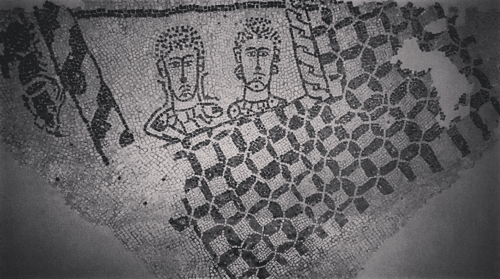 Mosaico pavimentale - Archeologia91 - Ravenna (RA)