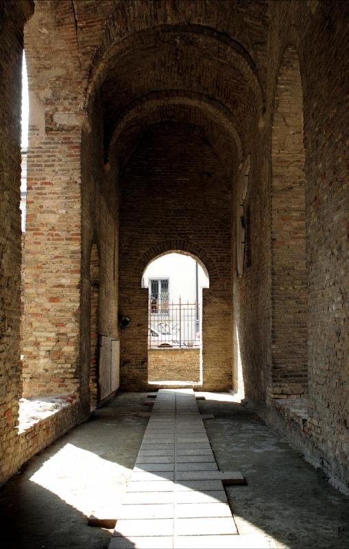 Palazzo di Teodorico - piano inferiore - Walter manni - Ravenna (RA)