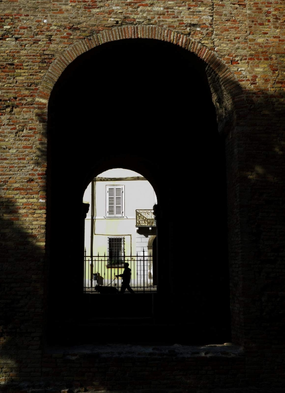Teoria di archi, verso via di Roma - MikiRa70 - Ravenna (RA)