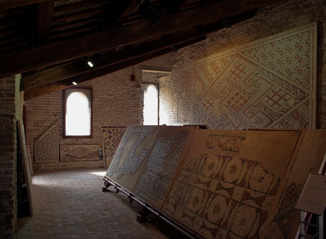 Palazzo di Teodorico - piano superiore 2 - Walter manni - Ravenna (RA)