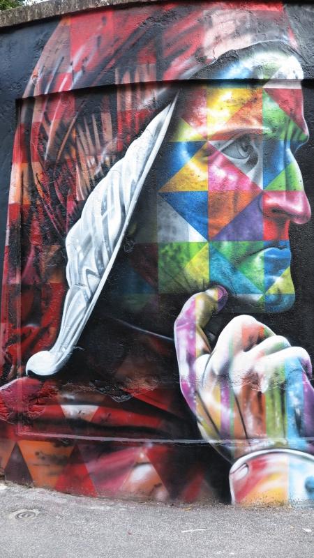 Dante Alighieri 2 - Renzo favalli - Ravenna (RA)